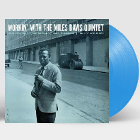 WORKIN` WITH THE MILES DAVIS QUINTET [180G BLUE LP]