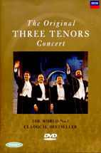 THE ORIGINAL THREE TENORS CONCERT (쓰리테너 콘서트 인 로마)