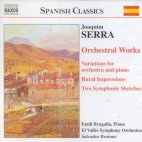 Orchestral Works/ Salvador Brotons