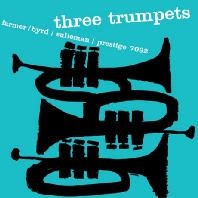 THREE TRUMPETS [BACK TO BLACK] [MP3 VOUCHER] [LIMITED EDITION] [180G LP]