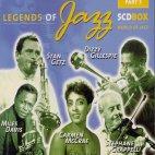 LEGENDS OF JAZZ PART.3 (5CD BOX)