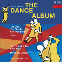 THE DANCE ALBUM/ CHAILLY