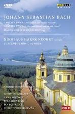 MAGNIFICAT AND CANTATAS/ NIKOLAUS HARNONCOURT