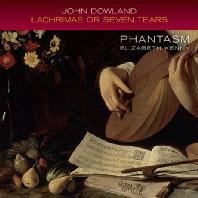 LACHRIMAE OR SEVEN TEARS/ ELIZABETH KENNY [SACD HYBRID] [존 다울랜드: 라크리메 혹은 일곱 곡의 슬픈 선율]