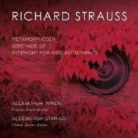 R. 슈트라우스 - 메타모르포젠, 관악기를 위한 교향곡