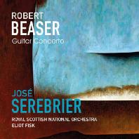 GUITAR CONCERTO/ ELIOT FISK, JOSE SEREBRIER [로버트 비저: 기타 협주곡 - 피스크 & 세레브리에르]