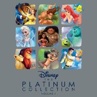 DISNEY: THE PLATINUM COLLECTION VOL.1 [ORIGINAL ENGLISH+ITALIAN VERSION]