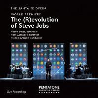 THE (R)EVOLUTION OF STEVE JOBS/ MICHAEL CHRISTIE [SACD HYBRID] [메이슨 베이츠: 오페라 <스티브 잡스의 혁명>]