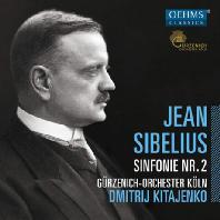 SYMPHONY NO.2/ DMITRI KITAYENKO [시벨리우스: 교향곡 2번]