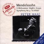 MIDSUMMER NIGHT`S DREAM ETC/ PETER MAAG [DECCA LEGENDS]