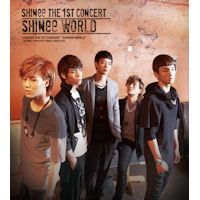 Shinee(샤이니)-Shinee The 1st Concert: Shinee World