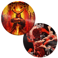 HELLBOY [헬보이] [PICTURE DISC LP]