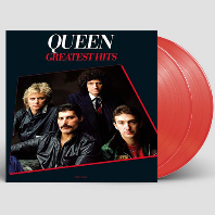 GREATEST HITS [LIMITED] [180G RED LP]