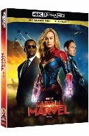캡틴 마블 4K UHD+BD [CAPTAIN MARVEL]
