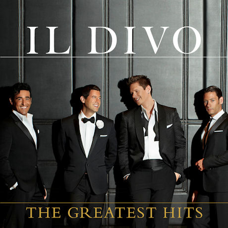 IL DIVO - THE GREATEST HITS [기프트 에디션] [일 디보: 베스트]