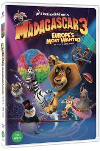 마다가스카 3: 이번엔 서커스다 [MADAGASCAR 3: EUROPE`S MOST WANTED]