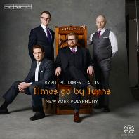 TIMES GO BY TURNS/ NEW YORK POLYPHONY [SACD HYBRID]