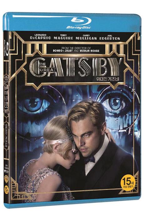 위대한 개츠비 [THE GREAT GATSBY] [14년 6월 워너 블루레이/DVD 프로모션]