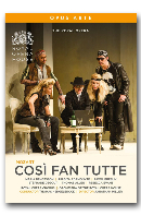 COSI FAN TUTTE/ THOMAS HENGELBROCK [모차르트: 코지 판 투테 - 헹엘브록] [한글자막]