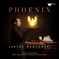 PHOENIX/ GRZEGORZ NOVAK [차이코프스키, 르지츠키: 바이올린 협주곡 - 야누스 바브로브스키, 노박]