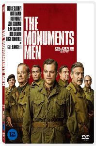 모뉴먼츠 맨: 세기의 작전 [THE MONUMENTS MEN] [1disc]