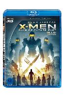 엑스맨: 데이즈 오브 퓨처 패스트 3D+2D [X-MEN: DAYS OF FUTURE PAST]