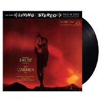FAUST: BALLET MUSIC & CARMEN/ ALEXANDER GIBSON [LIVING STEREO] [200G LP] [구노: 파우스트 & 비제: 카르멘]
