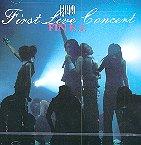 1999 FIRST LIVE CONCERT