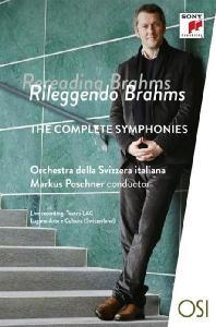 REREADING BRAHMS: THE COMPLETE SYMPHONIES/ MARKUS POSCHNER [브람스: 교향곡 전곡집 - 마르쿠스 포쉬너]
