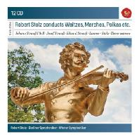 ROBERT STOLZ CONDUCTS WALTZES, MARCHES & POLKAS [SONY MASTERS] [로버트 스톨츠가 지휘하는 비엔나: 왈츠, 행진곡, 폴카]