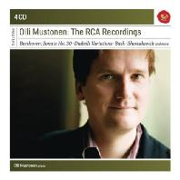 THE RCA RECORDINGS [SONY MASTERS] [올리 무스토넨: RCA 레코딩스]