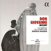DON GIOVANNI/ JEREMIE RHORER [모차르트: 오페라 <돈 지오반니> 전곡]