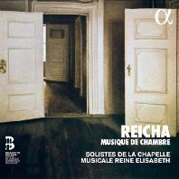 MUSIQUE DE CHAMBRE/ SOLISTES DE LA CHAPELLE MUSICALE REINE ELISABETH [라이하: 실내악 작품집]