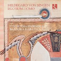 EGO SUM HOMO/ TIBURTINA ENSEMBLE, BARBORA KABATKOVA [빙엔: 음악적 계시 - 티부르티나 앙상블 & 바르보라 카바트코바]