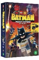 레고 DC 배트맨: 소중한 가족 [미니피규어 한정판] [LEGO DC BATMAN: FAMILY MATTERS]