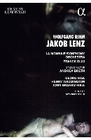JAKOB LENZ/ FRANCK OLLU [볼프강 림: 오페라 <야코프 렌츠>]
