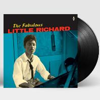 THE FABULOUS LITTLE RICHARD + 4 BONUS TRACKS [180G LP] [한정반]