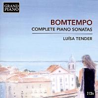 COMPLETE PIANO SONATAS/ LUISA TENDER [봄템푸: 피아노 소나타 전곡 - 루이사 텐데르]