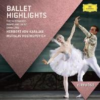BALLET HIGHLIGHTS/ HERBERT VON KARAJAN [VIRTUOSO]