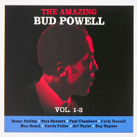 THE AMAZING BUD POWELL VOL.1-3