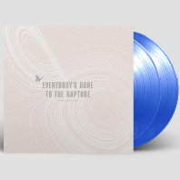 EVERYBODY`S GONE TO THE RAPTURE: MUSIC BY JESSICA CURRY [에브리바디 곤 투 더 랩쳐] [180G TRANSPARENT BLUE LP]