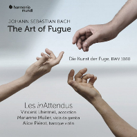 THE ART OF FUGUE/ LES IN ATTENDUS [바흐: 푸가의 기법 - 레진아탕듀]