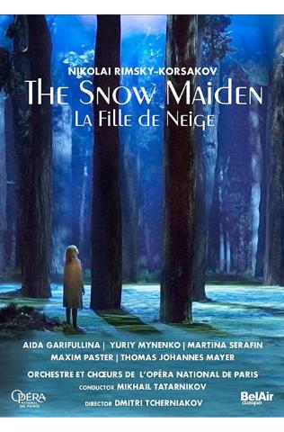 THE SNOW MAIDEN/ MIKHAIL TATARNIKOV [림스키-코르사코프: 눈 아가씨 - 미하일 타타르니코프] [한글자막]