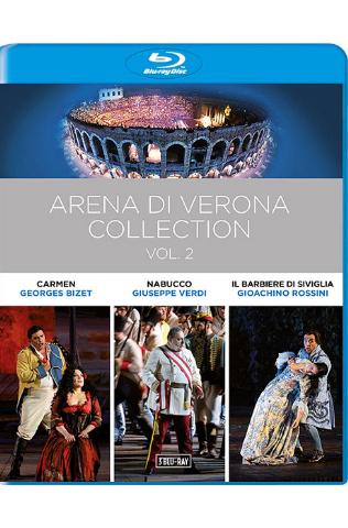 ARENA DI VERONA COLLECTION VOL.2 [베로나 페스티벌 2집]
