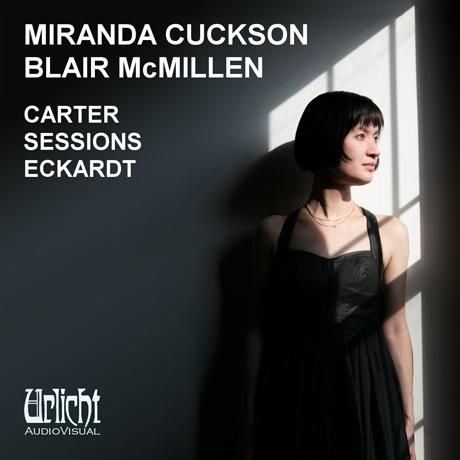 DUO FOR VIOLIN AND PIANO/ MIRANDA CUCKSON, BLAIR MCMILLEN