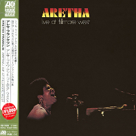 ARETHA LIVE AT FILLMORE WEST [WARNER ATLANTIC R&B BEST COLLECTION 1000]