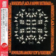 ROBERTA FLACK & DONNY HATHAWAY [WARNER ATLANTIC R&B BEST COLLECTION 1000]