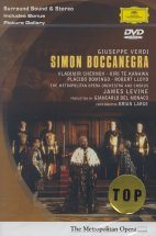 SIMON BOCCANEGRA/ JAMES LEVINE