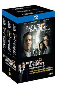퍼슨 오브 인터레스트 시즌 1-3 박스세트 [PERSON OF INTEREST: SEASON 1-3] [한정판] 12disc/아웃박스 포함