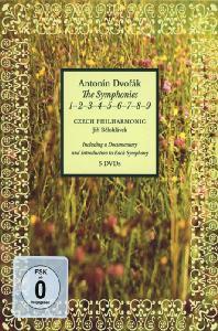 THE SYMPHONIES 1-9/ JIRI BELOHLAVEK [드보르작: 교향곡 전집]